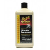 MEGUIAR'S 105 ULTRA CUT COMPOUND 32OZ