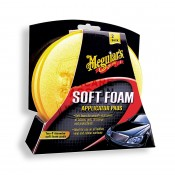 MEGUIAR'S SOFT FOAM APLICATORS