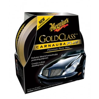 MEGUIAR'S GOLD CLASS PASTE WAX PLUS