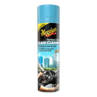 MEGUIAR'S PERFECT CLARITY GLASS CLEANER - SPRAY ANTI MARCAS