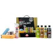 CHEMICAL GUYS - THE BEST DETAILING KIT