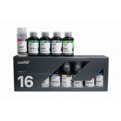 CARPRO CUBE BOX - SAMPLES KIT HS 16X50 ML