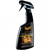 MEGUIAR'S GOLD CLASS RICH LEATHER CLEANER & CONDITIONER 450 ML