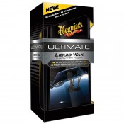 MEGUIAR'S ULTIMATE LIQUID WAX 473 ML