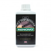 RENOVO SOFT TOP REVIVER TINTE NEGRO