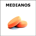 pads medianos
